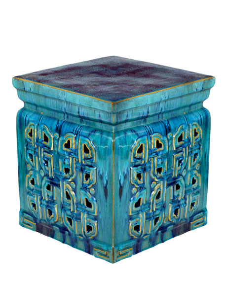 sc 1 st  Horchow & Vintage Ceramic Garden Stool islam-shia.org
