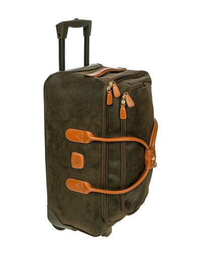 Olive Life 21 Rolling Duffel Luggage