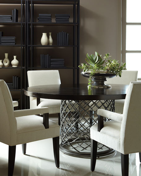 """Rory"" Round Dining Table"