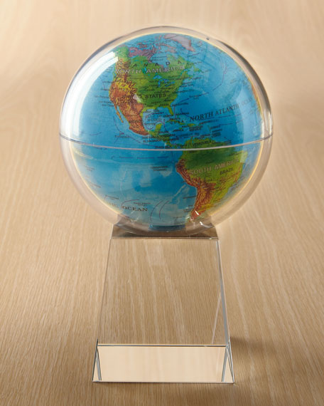 Blue MOVA Globe