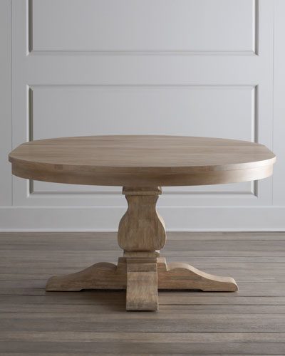 Taylor Pedestal Table