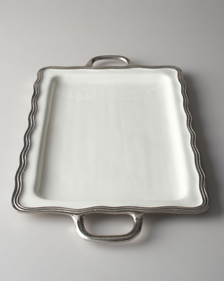 """Deville"" Tray with Handles"