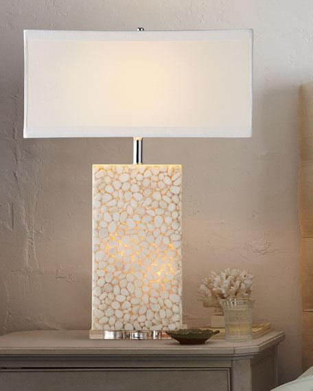 River Rock Nightlight Lamp