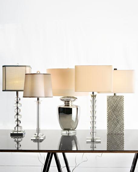 Platinum Stud Lamp