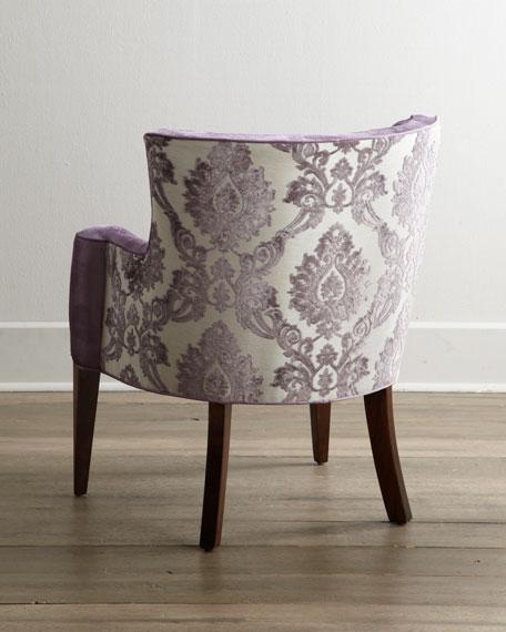 Bright Tiffany Damask Chair & Haute House Bright Tiffany Damask Chair