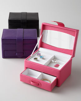 Rectangular Jewelry Box