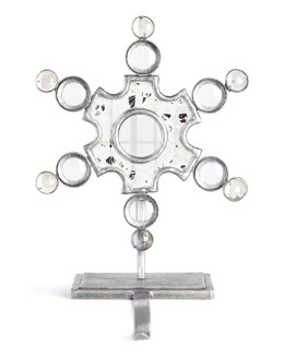 Janice Minor SNOWFLAKE STK HOOK,WHEEL