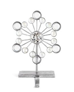 Janice Minor SNOWFLAKE STK HOOK ROUND