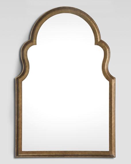 Barclay Butera Golden Mirror
