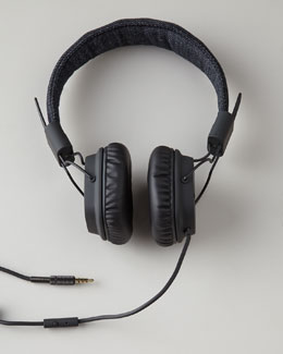 Marshall Major Pitch-Black Headphones