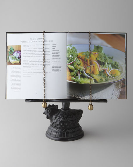 Nesting Cookbook Stand
