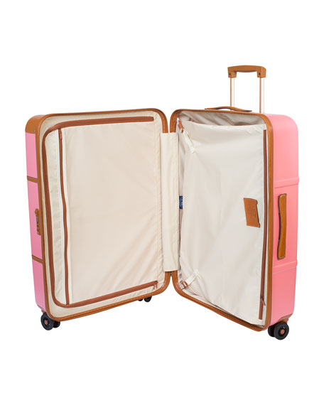 "Bellagio Pink 27"" Spinner Trunk Luggage"