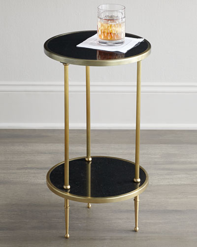Galen Tiered Side Table