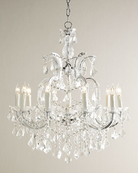 Crystorama Eloise 11-Light Chandelier