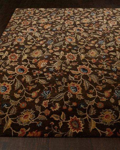 Chateau Garden Rug, 6' x 9'