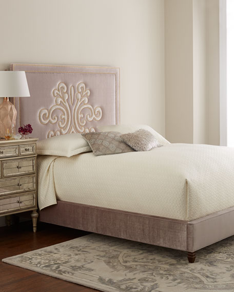 Haute House Aurora Queen Bed