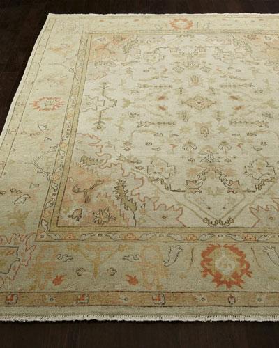 Aztec Frieze Rug  4' x 6'