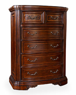Colette Six-Drawer Chest
