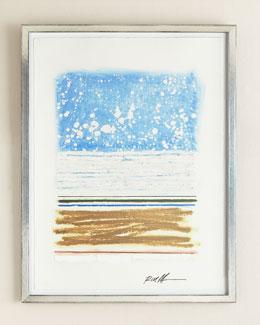 "RFA Fine Art ""Abstract 2013 No. 3"" Giclee"