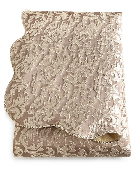 King Parisia Leaf Duvet Cover