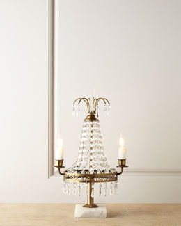 Lavenia Chandelier Table Lamp