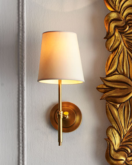 Beautiful Bryant Sconce With Bronze Finish