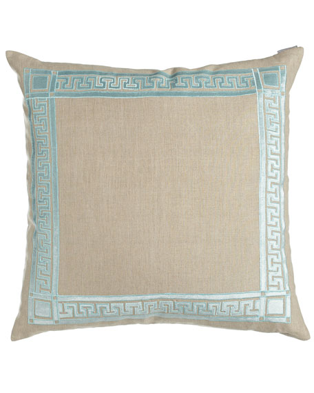 "Dimitri European Sham (insert included), 28""Sq."