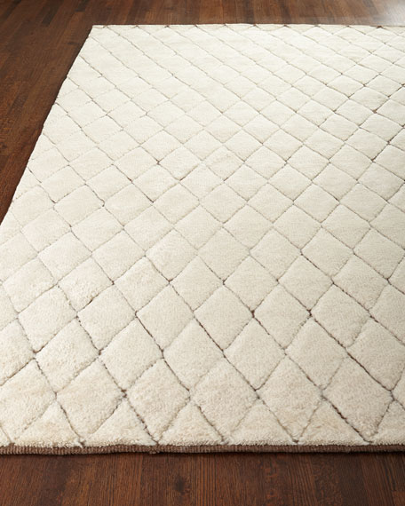 Harounian Rugs International Diamante Rug, 7'9