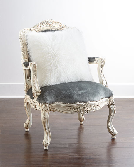Massoud Lucy Bergere Chair