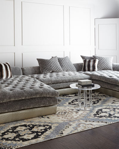 Galvin Three Piece Sectional Sofa