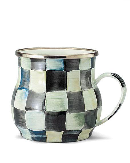 MacKenzie-Childs Courtly Check Mug