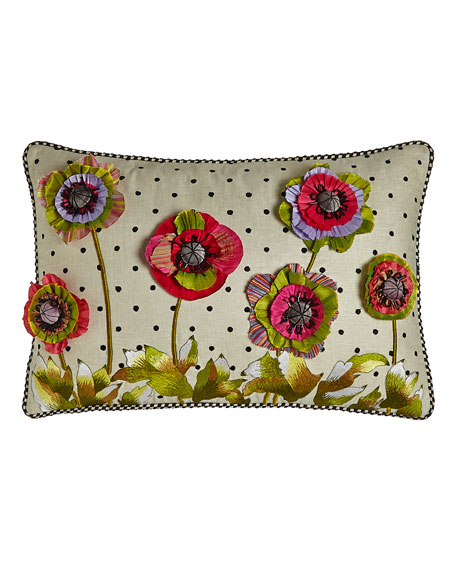 Cutting Garden Lumbar Pillow