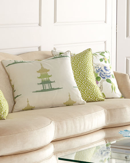 Five-Piece Spring Pillow Set