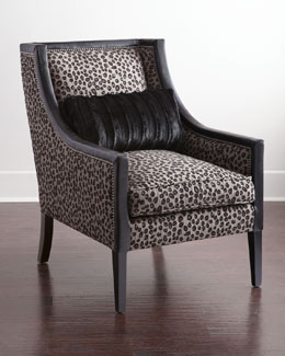 Milani Cheetah Chair