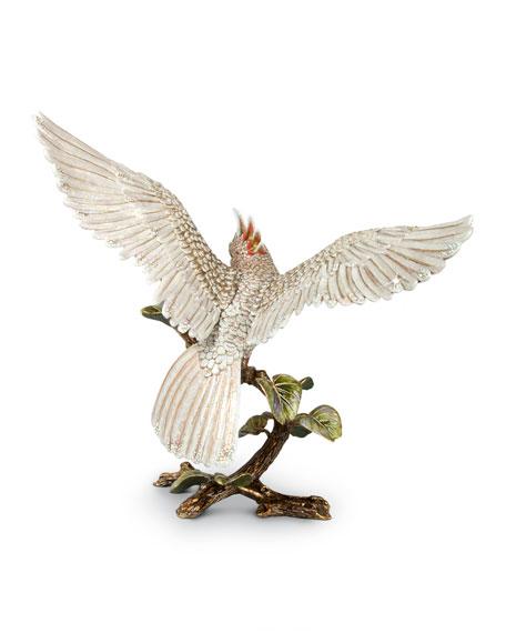 Cockatoo Figurine
