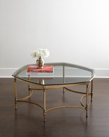 Barclay Butera Adalyn Coffee Table