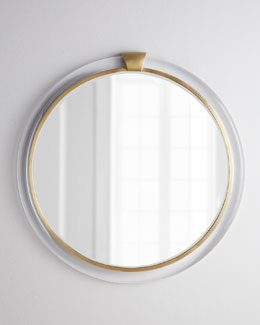 Acrylic-Frame Mirror