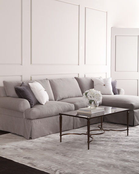 Rockport Right-Facing Sectional Sofa