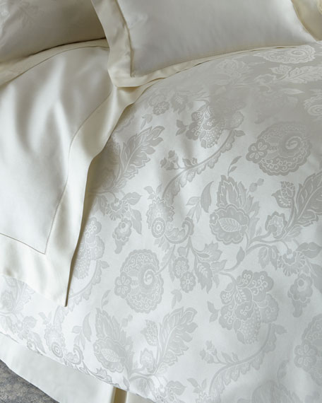Queen Chinois Duvet Cover