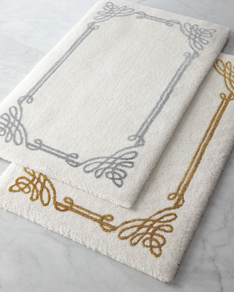 Bathroom Mats bath rugs, designer bath mats & bathroom mats at horchow