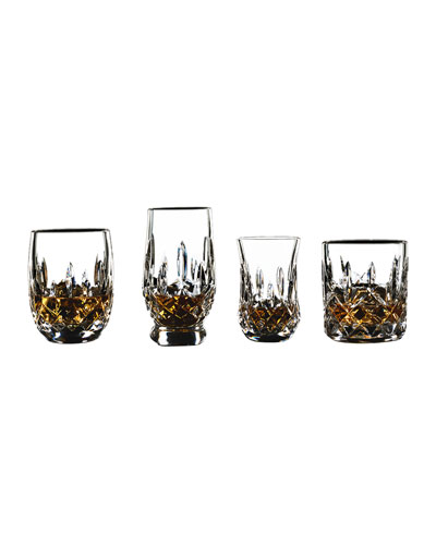 Lismore Mixed Tumblers  4-Piece Set