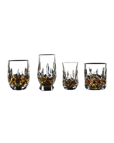Lismore Mixed Tumblers, 4-Piece Set