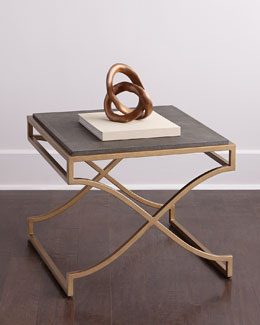 Impulse Bunching Side Table