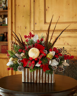 Highland Fling Centerpiece