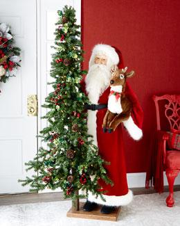 OH! Deer Santa & Tree