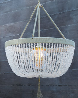Malibu Three-Light Chandelier