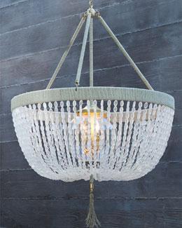 Malibu Three-Light Chandelier
