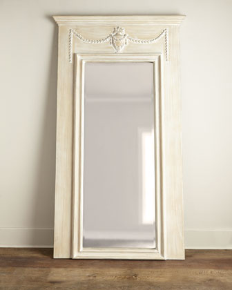 Leaner Floor Mirror