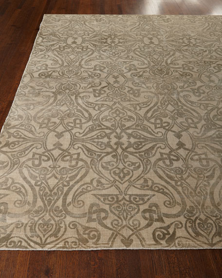 Exquisite Rugs Bella Beige Rug, 8' x 10'
