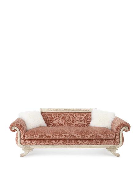 Norris Tufted Back Sofa